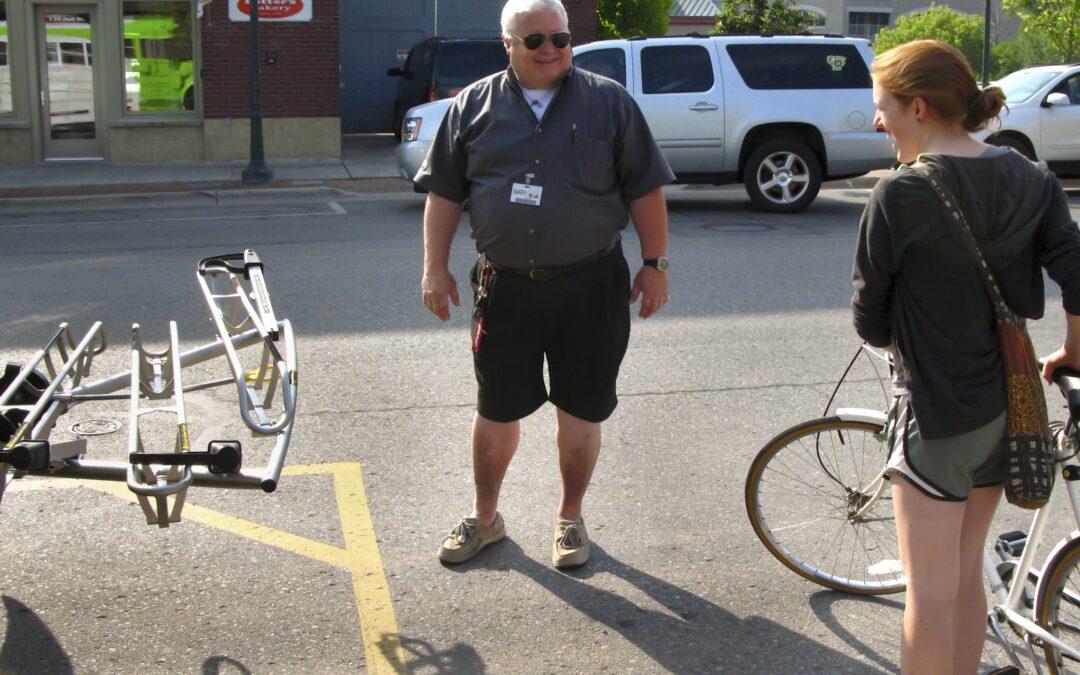 A Summer of Smart Commuting: Bike-n-Ride